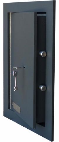 puerta y marco a medida